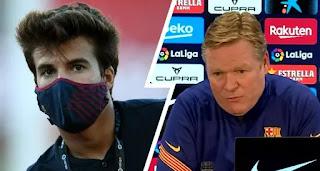 Koeman advises some Barca fringe stars to leave on Loan