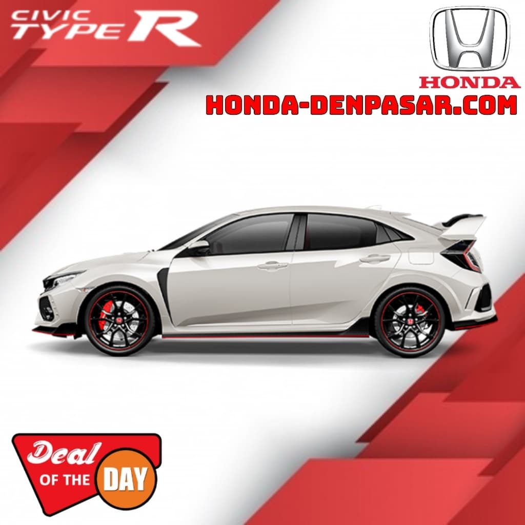 Honda Civic Type R Bali, Harga Civic R Bali, Promo Civic R Bali, Kredit Civic R Bali, Promo Harga Honda Civic R Denpasar Bali, Dealer Mobil Honda Bali, Honda Denpasar