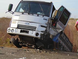 No Rio Grande do Norte, mulher morre em colisão