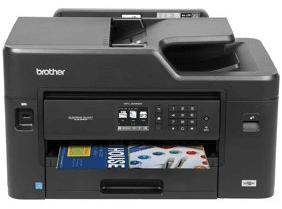 brother mfc-j5830dw driver scanner software download