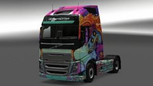 Hyperbeast Volvo 2012 skin mod