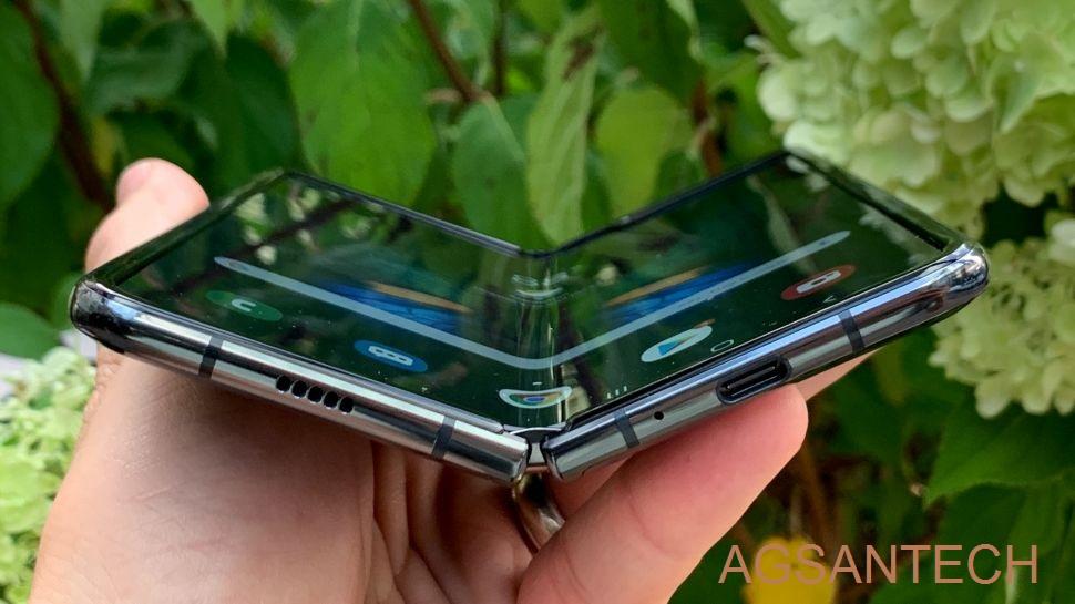هاتف سامسونج جلاكس فولد Galaxy Fold يعود من جديد وبقوة