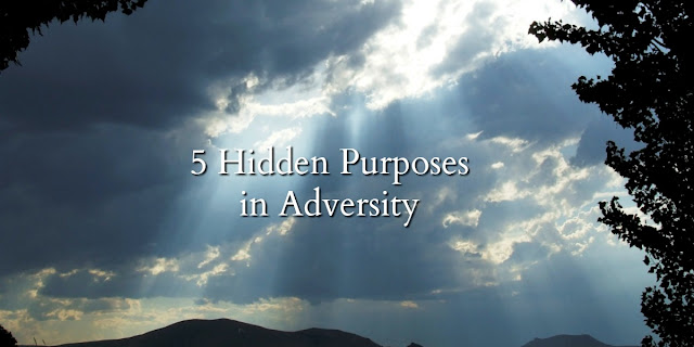 God Often Has Hidden Purposes in Adversity - Paul share 5 hidden purposes of his imprisonment