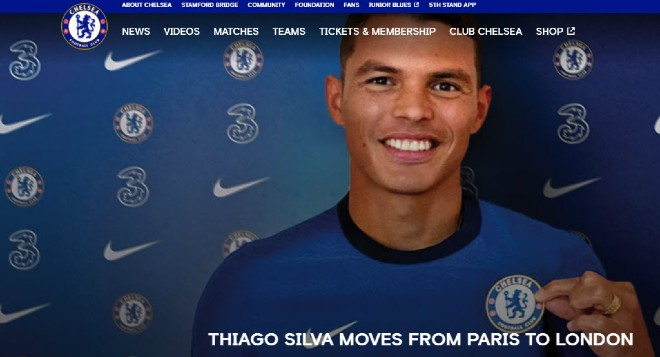 Thiago Silva chính thức đến Chelsea, có kịp đá khai mạc Ngoại hạng Anh?