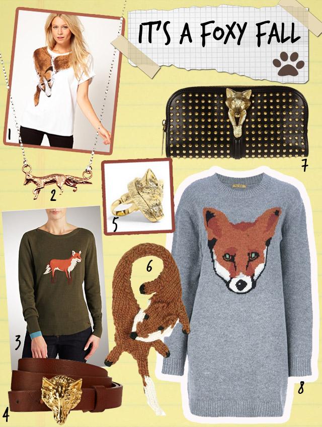 Fox fashion style