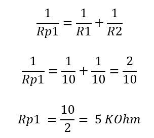 Contoh soal kombinasi seri, paralel dan kombinasi seri-paralel