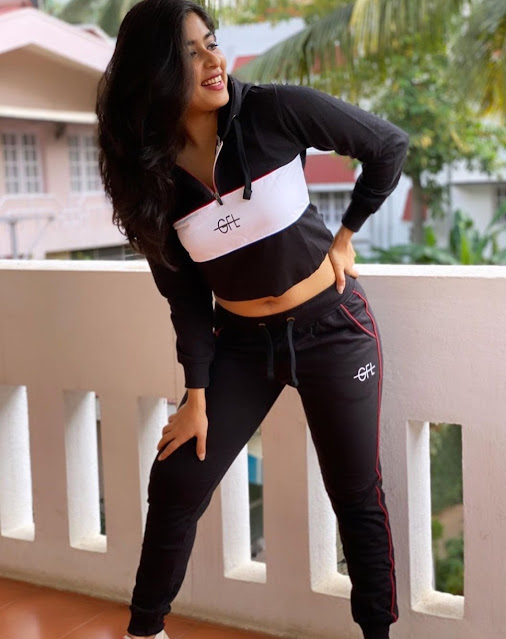 Actress Nikitha Sharma Latest Hot Photoshoot Pics Actress Trend