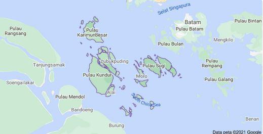Tempat wisata di indonesia edisi Karimun