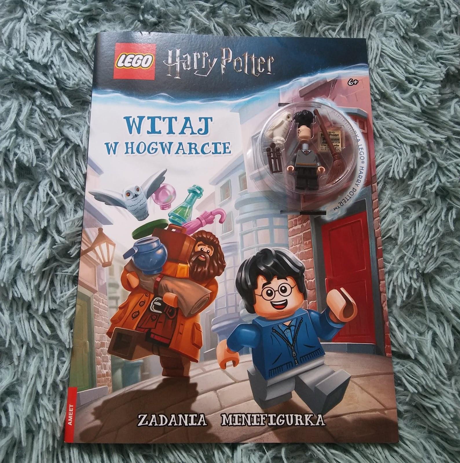 AMEET- LEGO HARRY POTTER. WITAJ W HOGWARCIE