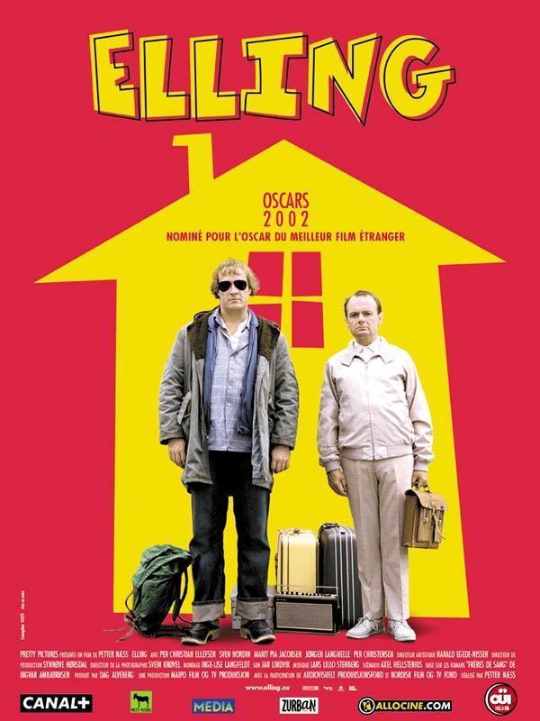 El cine que nos acerca y habita: Elling mi amigo y yo