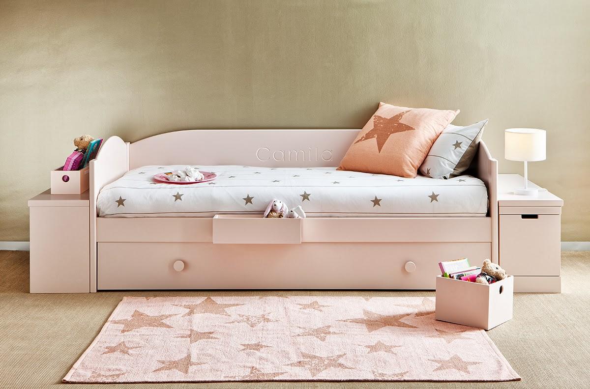 Dormitorios con camas nido - Camas nido para ninos ...