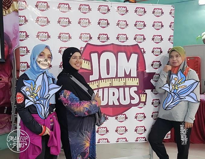 Zumba Party bersama Jom Kurus 13 Team Sungai Ara, Penang.