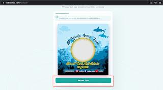 Cara buat twibbon online hari laut sedunia 1 - kanalmu