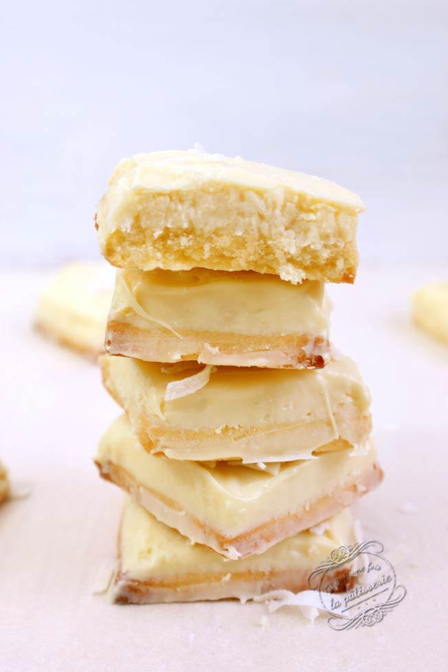 recette biscuit chocolat blanc noix de coco