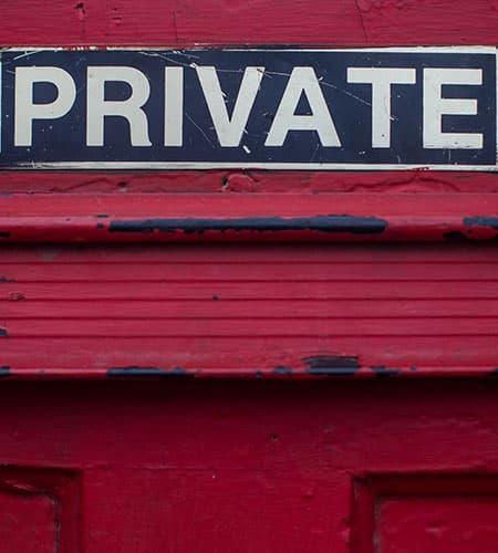 Make WordPress private