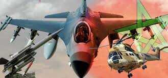 الجيش المغربي باستعمال الطائرات الحربية المقاتلة تقصف ميليشيات من البوليساريو وتقتل 4 منهم