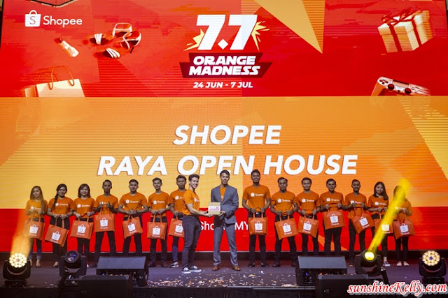 Shopee 2019 Raya Open House, W Hotel Kuala Lumpur, Next Day Delivery Guarantee, Shopee24,  Express Delivery, Online Shopping, Lifestyle