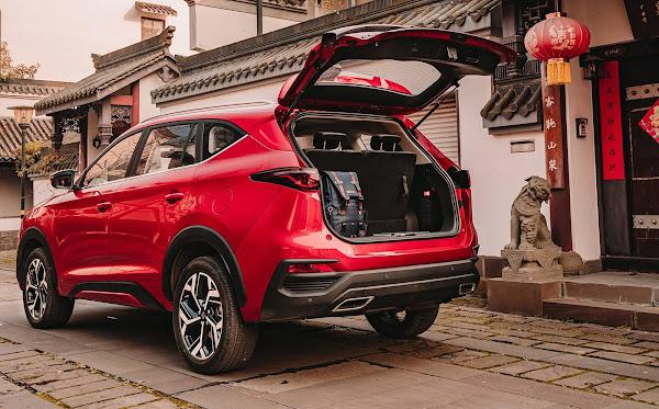 Sol X8: o SUV de 6 lugares da marca da JAC-Volkswagen