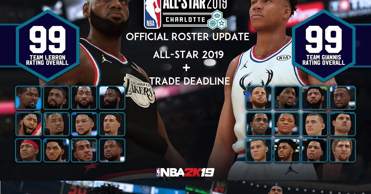Shuajota | Your Videogame to the Next Level: NBA 2K19 - Official