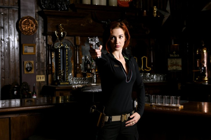 Performers of the Month - July Winner: Outstanding Actress - Katherine Barrell