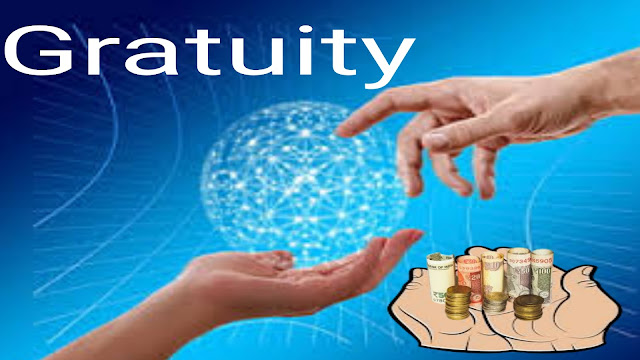How gratuity is calculated in India