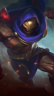 Aldous Contractor Heroes Fighter of Skins V2