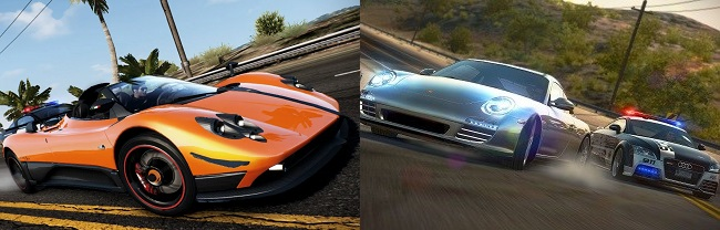 Need for Speed Hot Pursuit vs Need for Speed Hot Pursuit Remastered