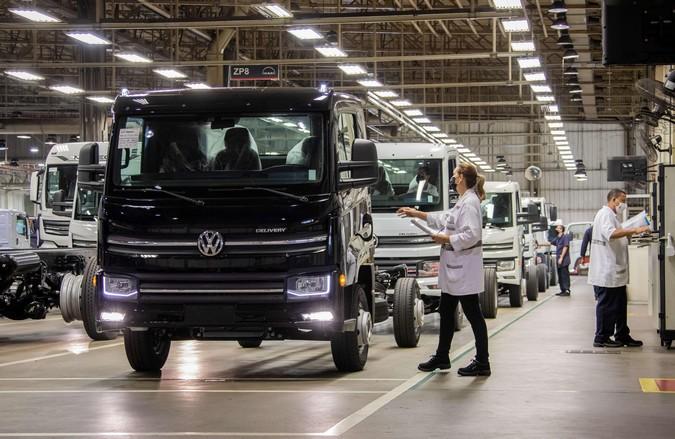 VW Delivery Express conquista clientes no Uruguai