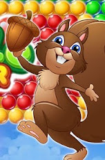 jogue Squirrel Bubble Shooter atirador de bolhas grátis