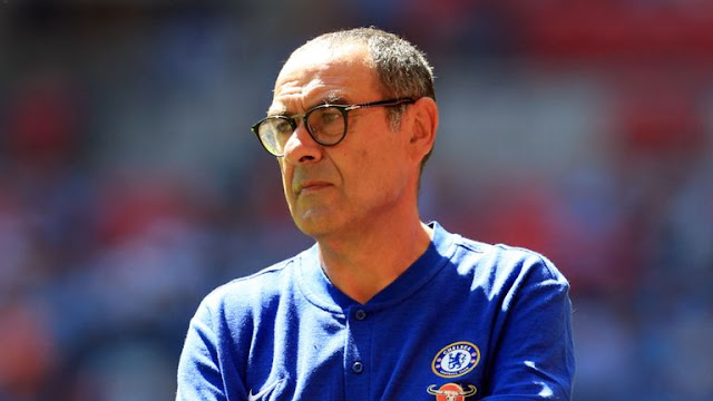 Maurizio Sarri: Chelsea may reach three months to reach potential