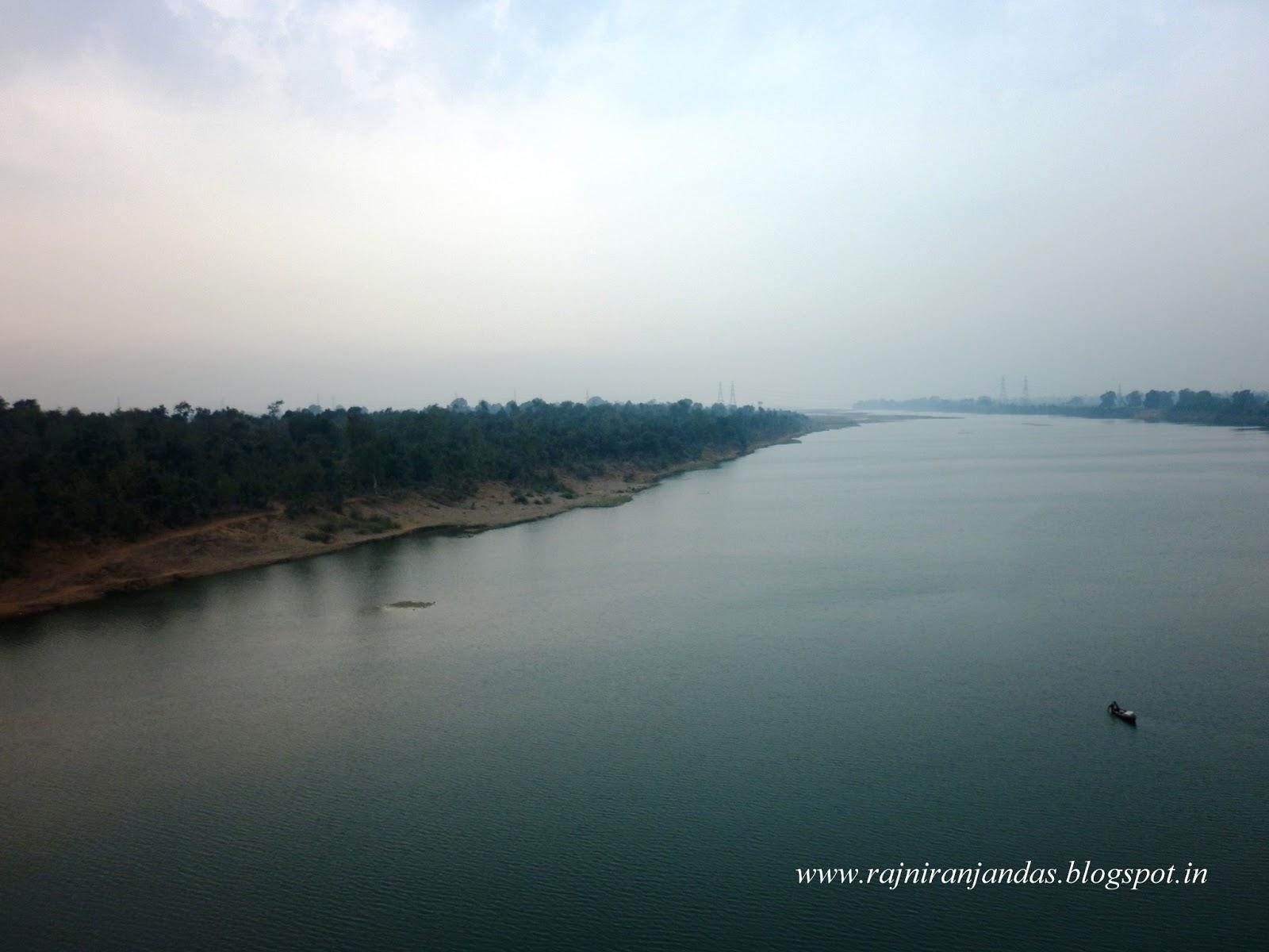 Tales Of A Nomad: River Narmada...!!