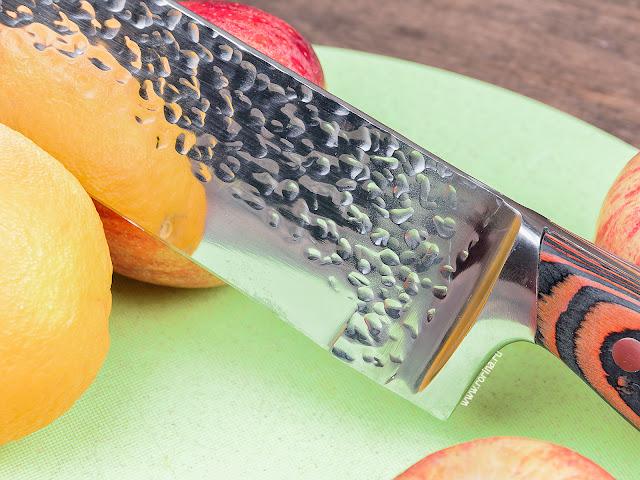 Клинок Tsuchime кухонный нож: фото