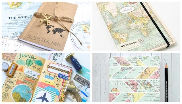 Что подарить путешественнику? идеи подарков для любителя путешествий тревел блокнот с раскраской