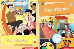 Buku Kurikulum 2013 SD/MI Kelas 1 Tema 3 Edisi Revisi 2017 Untuk Guru dan Siswa