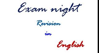 أقوي مراجعة نهائية في اللغة الإنجليزية للصف الثالث الثانوي نظام جديد