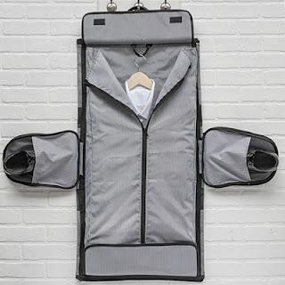 Hanging Convertible Garment Bag
