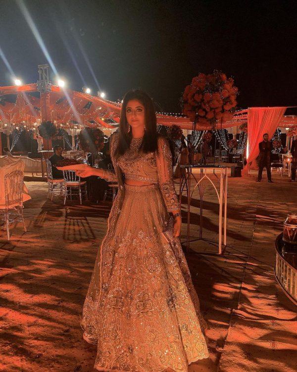 Actress Fatima Sohail