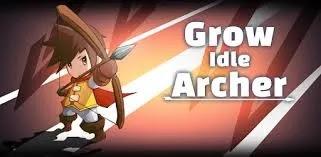 عرض حول Grow Idle Archer هي لعبة لعب الأدوار مع طريقة لعب خاملة