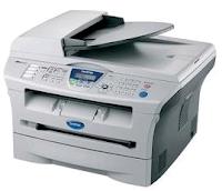 Le MFC-7420 offre des vitesses d'impression et de copie allant jusqu'à 20 pages par minute (ppm) avec une résolution allant jusqu'à 2 400 x 600 points par pouce (dpi) et dispose d'un chargeur automatique de documents de 35 pages pour la copie, la numérisation ou la télécopie