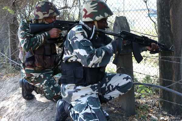 Nine injured as militants attack security forces with grenade J&K