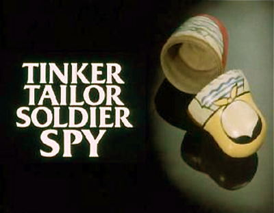 Matryoshka Dolls, Tinker Tailor Soldier Spy, John Le Carre, faceless doll