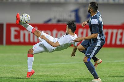 مباراة الكويت والبحرين الان