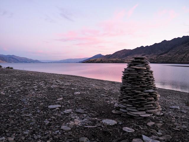 Lake Ianthe, Neuseeland