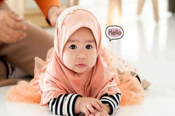 Tips Menentukan Nama Bayi Perempuan Islami