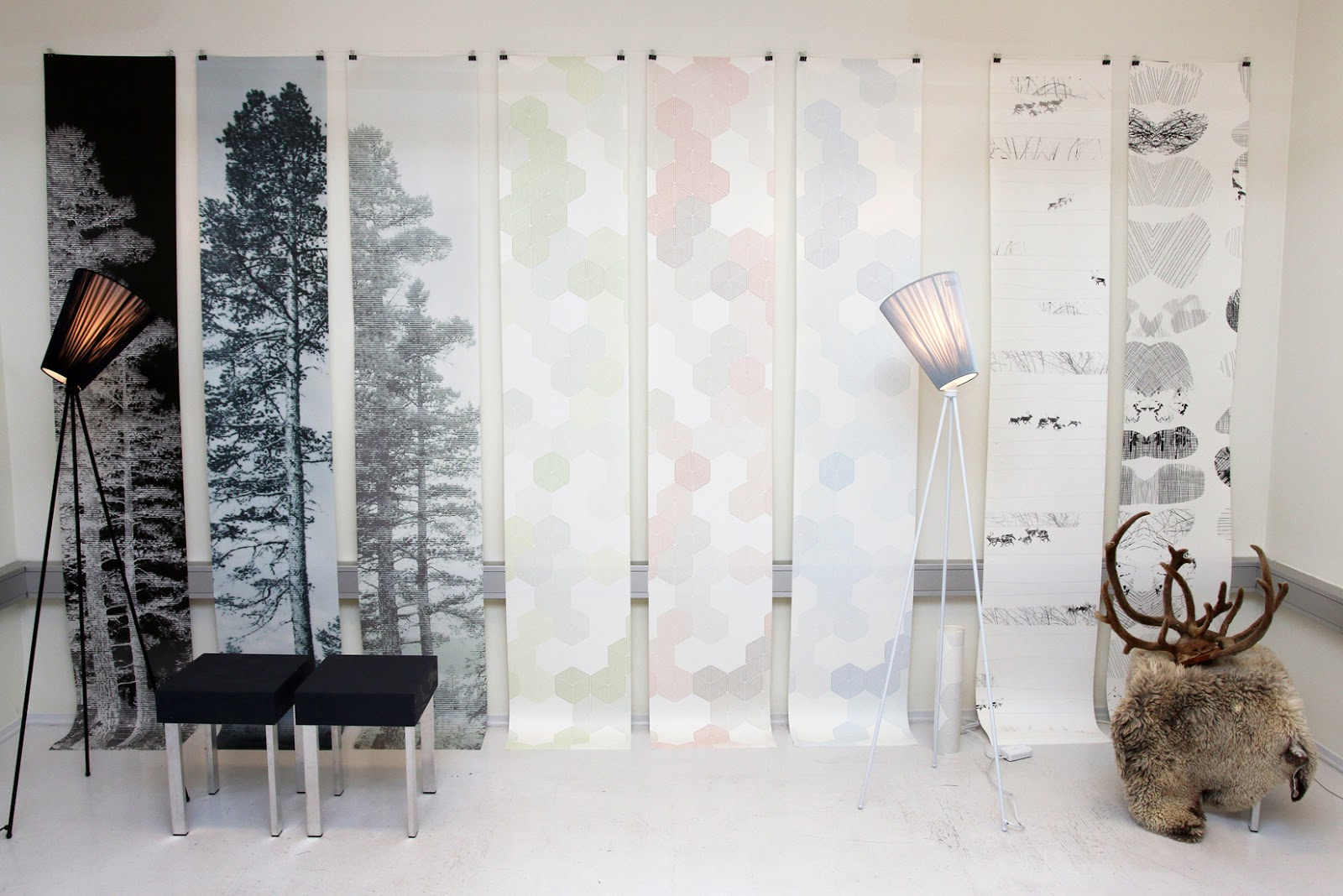 Fashion In Oslo Shades Of Nature Nordic Moods Wallpaper