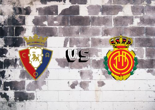 Osasuna vs Mallorca  Resumen
