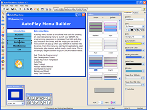 Download AutoPlay Menu Builder 7.1 for free