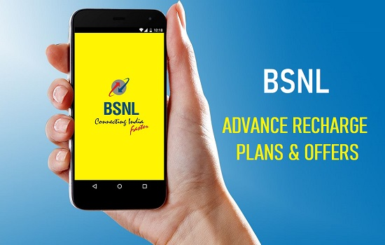 BSNL Multiple Recharge Plans and STVs Listed : Now BSNL customers can recharge in advance without waiting for the expiry date