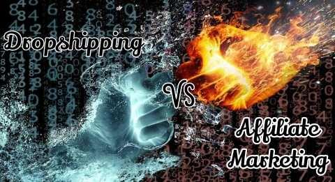 Affiliate मार्केटिंग और Dropshipping में क्या अंतर है?