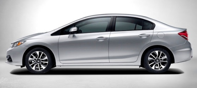 Model Honda Civic Generasi ke-9
